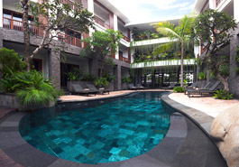 akana boutique hotel sanur - alpha hotel management
